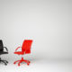 Bigstock Two Office Chairs The Concept 61685543 80x80