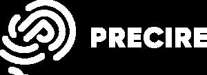 Precire Logo White 300x109